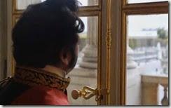 Louis-Philippe Ier observe l'érection de l'Obélisque place de la Concorde