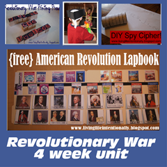 4 week Revolutionary War Unit