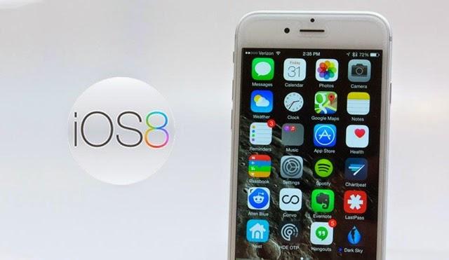 9 errores en iOS 8.1.2 que pueden solucionarse