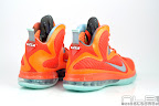 lebron9 allstar galaxy 23 web white Nike LeBron 9 All Star aka Galaxy Unreleased Sample