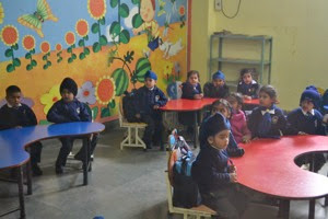 Junior school classroom 001