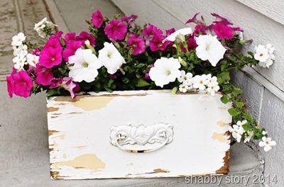 chippy drawer planter shabby story 2014