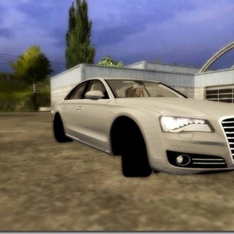 Farming simulator 2013 - Audi A8 2012 v 1.0