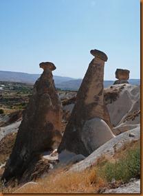 Cappadocia, hats