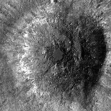 impacto na Lua