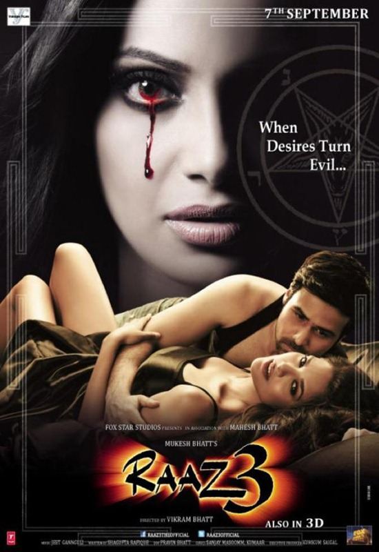 Watch Raaz 3 Latest Poster | Emraan-Bipasha Raaz 3 Movie Wallpapers Esha Gupta