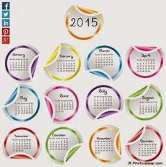 календарь 2015 png