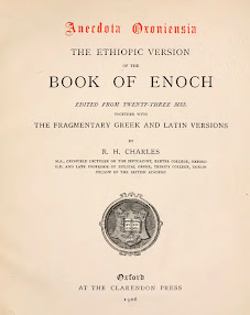 Cover of Michal Jerabek's Book The Book Of Enoch Vol Ii The Book Of Parables