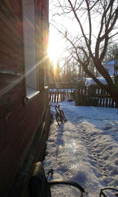 Солнечное утро