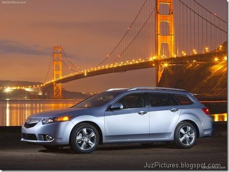 Acura TSX Sport Wagon7