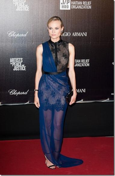 Diane Kruger Celebs Haiti Carnival Cannes UMljblgFzCzl