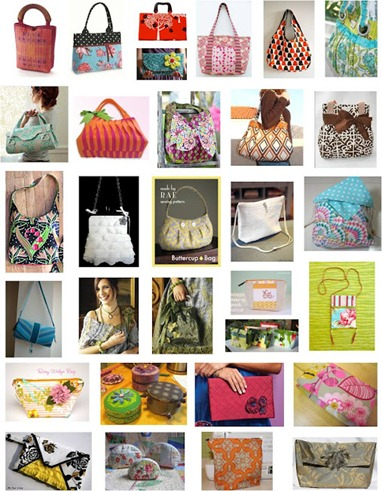 Бесплатные шаблоны 2, кошельки, сумки-Zip сумки, quiltinspiration.blogspot.com