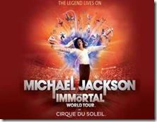 Michael Jackson The immortal en Guadalajara Arena VFG fechas horarios