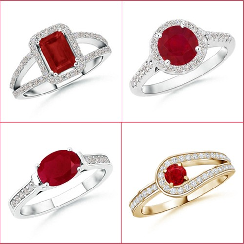 Best Ruby Rings Collection