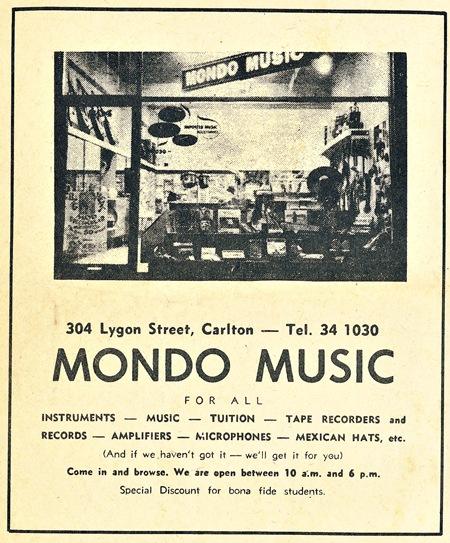 mondo music