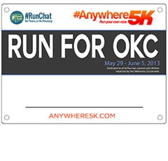 Run For OKC Anwhere5k