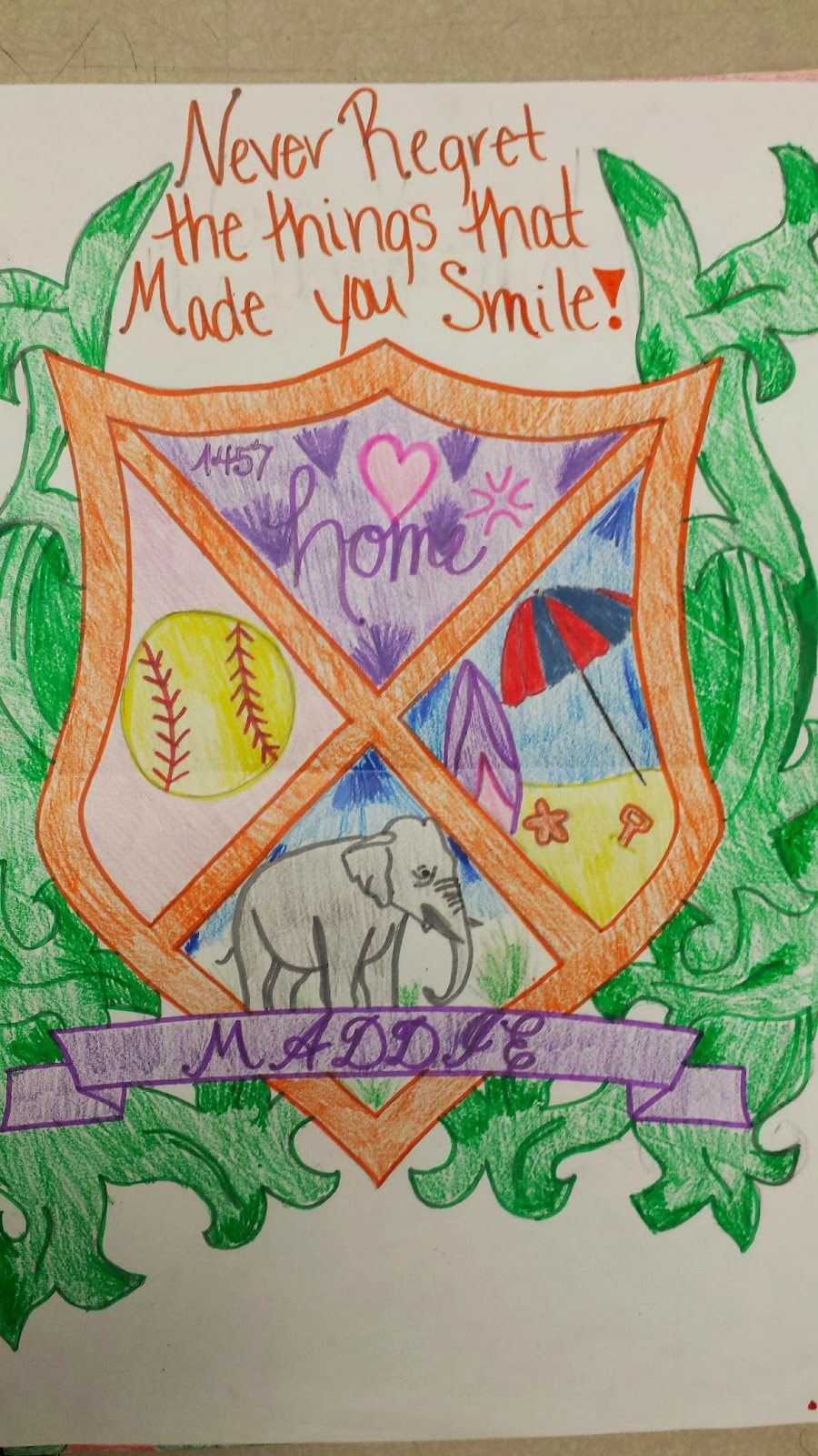 Mr. MintArt: Personal Coat of Arms Project