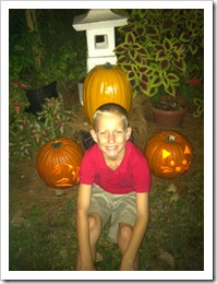 cade pumpkin