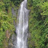 One of The Trafalgar Falls - Roseau, Dominica