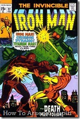 P00103 - El Invencible Iron Man #22