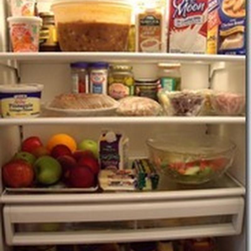 تخلص من الاطعمة المتبقية بثلاجتك بعد مرور 4 ايام عليها