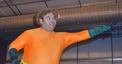 Jonathan Vela San Antonio Aquaman