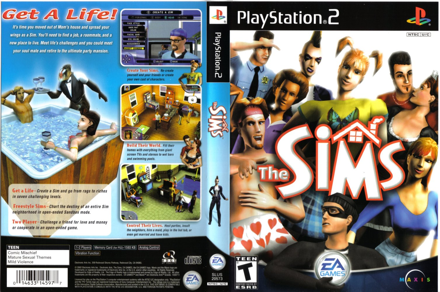 Sims 2 ps2 naked naked video