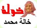 خولة خالة محمد