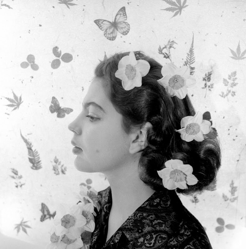 PRINCESS IRA VON FURSTENBERG, APRIL 1955 SIR CECIL BEATON  (1904-1980).jpg