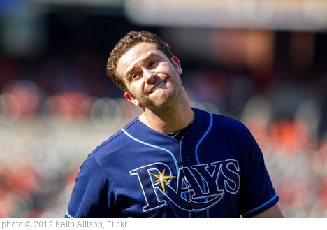 'Evan Longoria' photo (c) 2012, Keith Allison - license: http://creativecommons.org/licenses/by-sa/2.0/