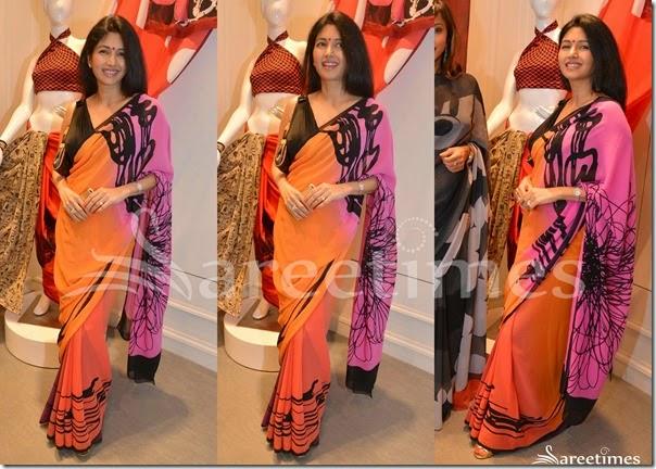Deepti_Bhatnagar_Satya_Paul_Saree
