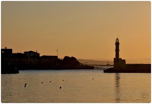 coast of chania