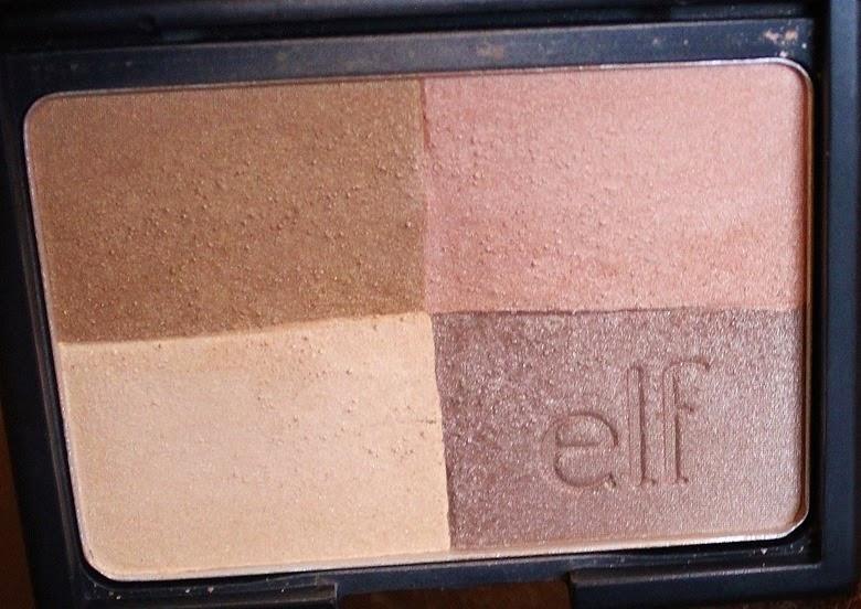 How to apply elf bronzer