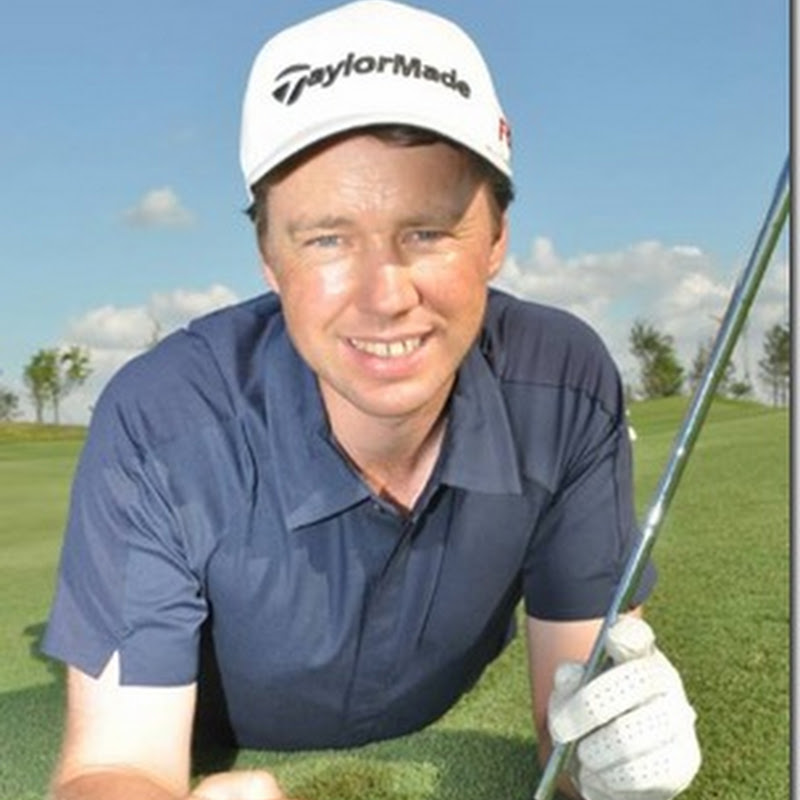 Irishman Paul McLoughlin Set To Welcome Europe Ryder Cup Winning Team at the 2012 BMW Masters in Lake Malaren, Shanghai
