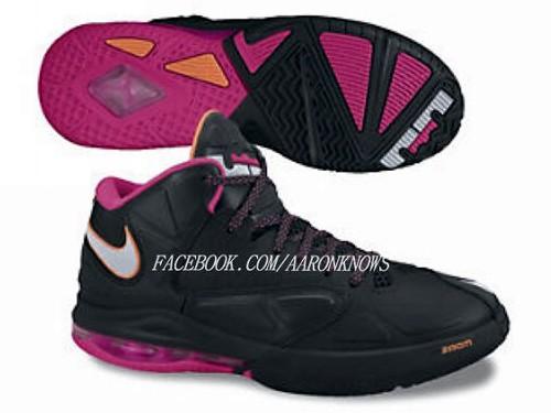 Upcoming Nike Air Max LeBron Ambassador 5 8211 Spring 2013
