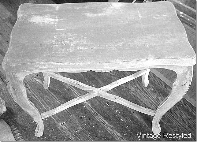 Shabby Table 005