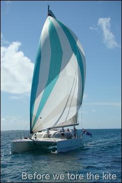 Sailing to Wardrick Wells 2 012