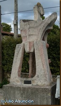 Monumento al Bostkirolari - Mezkiritz