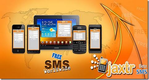 TRIMITE SMS GRATUIT CU JAXTRSMS
