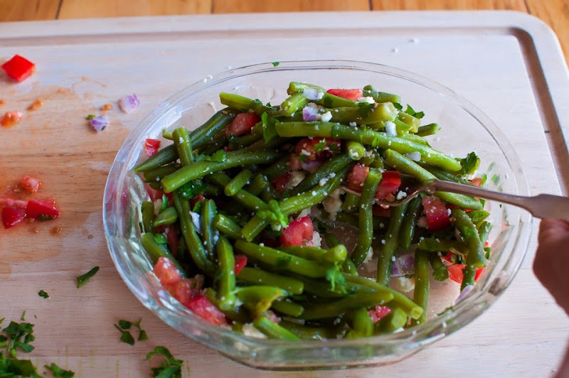 green bean salad GF-1845