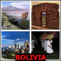 BOLIVIA- Whats The Word Answers