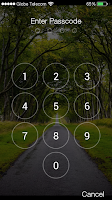 Screenshot of iOS 7 Lockscreen HD