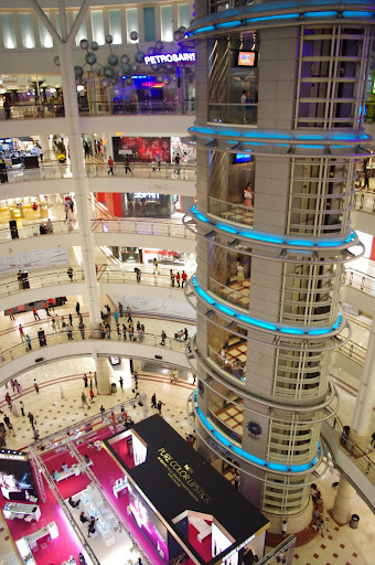 KL - a shopper's paradise.