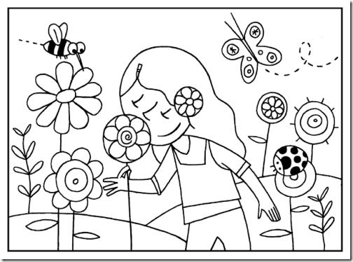flores primavera jugarycolorear (2)