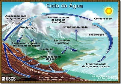 Ciclo biogeoquimico da água