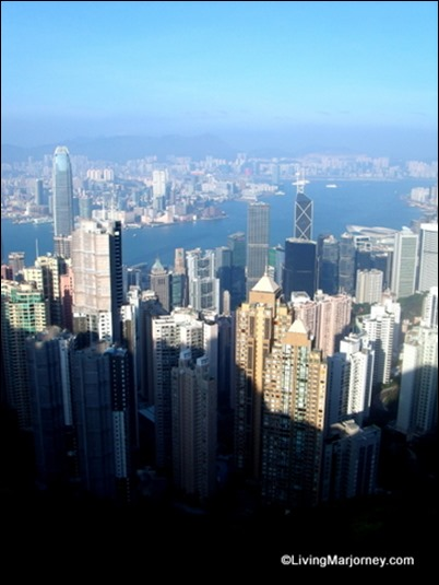 Hong Kong Sky Terrace