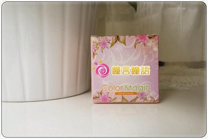 日本EOS隱形眼鏡-Magic灰1