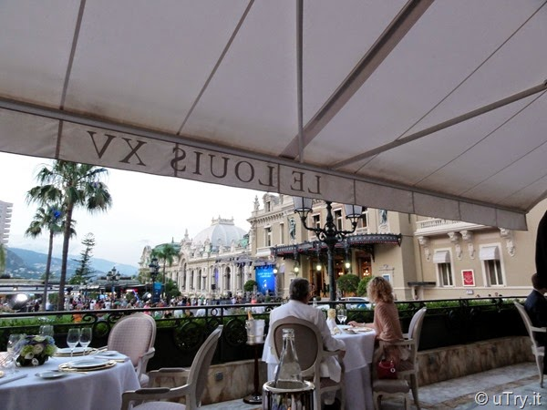 Le Louis XV — 3 Michelin Stars Restaurant Review, Monte-Carlo   http://uTry.it