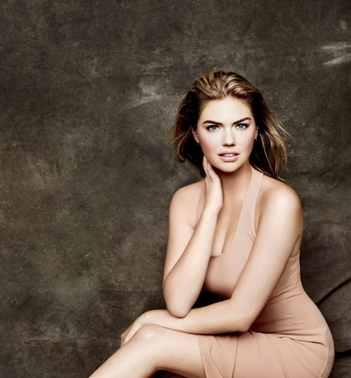 Bobbi Brown Kate Upton Illuminating Nudes NO COVER USAGE