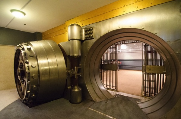 CC Photo Google Image Search Source is c2 staticflickr com  Subject is bank vault